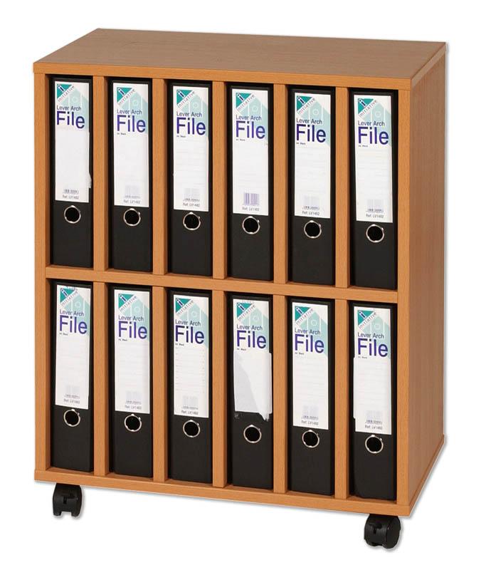 Storage Cupboard Lever Arch File Storage Cupboard